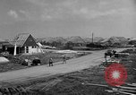 Image of suburban houses New York United States USA, 1950, second 30 stock footage video 65675042887