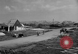 Image of suburban houses New York United States USA, 1950, second 33 stock footage video 65675042887