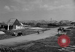Image of suburban houses New York United States USA, 1950, second 34 stock footage video 65675042887