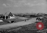 Image of suburban houses New York United States USA, 1950, second 35 stock footage video 65675042887