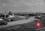 Image of suburban houses New York United States USA, 1950, second 37 stock footage video 65675042887
