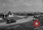 Image of suburban houses New York United States USA, 1950, second 38 stock footage video 65675042887