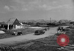 Image of suburban houses New York United States USA, 1950, second 40 stock footage video 65675042887