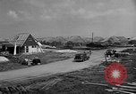 Image of suburban houses New York United States USA, 1950, second 41 stock footage video 65675042887