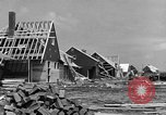 Image of suburban houses New York United States USA, 1950, second 6 stock footage video 65675042888
