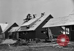 Image of suburban houses New York United States USA, 1950, second 23 stock footage video 65675042888