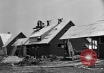 Image of suburban houses New York United States USA, 1950, second 24 stock footage video 65675042888