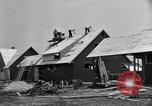 Image of suburban houses New York United States USA, 1950, second 25 stock footage video 65675042888