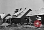 Image of suburban houses New York United States USA, 1950, second 27 stock footage video 65675042888