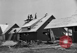 Image of suburban houses New York United States USA, 1950, second 34 stock footage video 65675042888