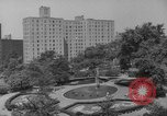 Image of modern planned housing community post war United States USA, 1946, second 2 stock footage video 65675042891
