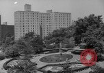 Image of modern planned housing community post war United States USA, 1946, second 6 stock footage video 65675042891