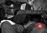 Image of Lead Belly United States USA, 1936, second 1 stock footage video 65675042895