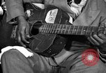 Image of Lead Belly United States USA, 1936, second 3 stock footage video 65675042895