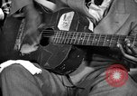 Image of Lead Belly United States USA, 1936, second 4 stock footage video 65675042895