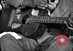 Image of Lead Belly United States USA, 1936, second 5 stock footage video 65675042895