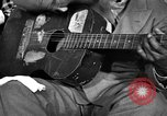 Image of Lead Belly United States USA, 1936, second 14 stock footage video 65675042895