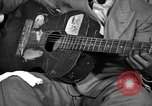 Image of Lead Belly United States USA, 1936, second 20 stock footage video 65675042895