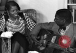 Image of Lead Belly United States USA, 1936, second 2 stock footage video 65675042897