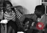 Image of Lead Belly United States USA, 1936, second 13 stock footage video 65675042897