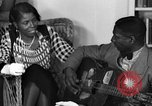 Image of Lead Belly United States USA, 1936, second 14 stock footage video 65675042897