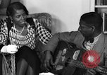 Image of Lead Belly United States USA, 1936, second 15 stock footage video 65675042897