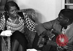 Image of Lead Belly United States USA, 1936, second 30 stock footage video 65675042897