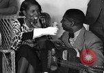 Image of Lead Belly United States USA, 1936, second 38 stock footage video 65675042897