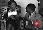 Image of Lead Belly United States USA, 1936, second 40 stock footage video 65675042897