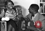Image of Lead Belly United States USA, 1936, second 42 stock footage video 65675042897