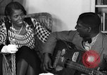 Image of Lead Belly United States USA, 1936, second 61 stock footage video 65675042897
