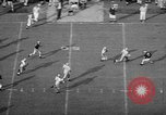 Image of football game Seattle Washington USA, 1957, second 22 stock footage video 65675042905