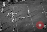 Image of football game Seattle Washington USA, 1957, second 24 stock footage video 65675042905