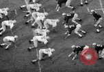 Image of football game Seattle Washington USA, 1957, second 33 stock footage video 65675042905