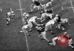 Image of football game Seattle Washington USA, 1957, second 34 stock footage video 65675042905
