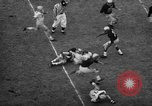 Image of football game Seattle Washington USA, 1957, second 38 stock footage video 65675042905