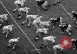 Image of football game Seattle Washington USA, 1957, second 39 stock footage video 65675042905