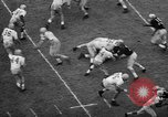 Image of football game Seattle Washington USA, 1957, second 40 stock footage video 65675042905