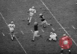 Image of football game Seattle Washington USA, 1957, second 43 stock footage video 65675042905