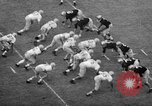Image of football game Seattle Washington USA, 1957, second 48 stock footage video 65675042905