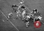Image of football game Seattle Washington USA, 1957, second 49 stock footage video 65675042905