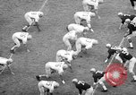 Image of football game Seattle Washington USA, 1957, second 57 stock footage video 65675042905