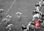 Image of football game Seattle Washington USA, 1957, second 58 stock footage video 65675042905
