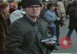 Image of Peace demonstrators march protesting Vietnam War Washington DC USA, 1969, second 6 stock footage video 65675042914
