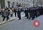 Image of Peace activists demonstrate against Vietnam War Washington DC USA, 1969, second 1 stock footage video 65675042918