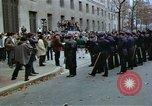 Image of Peace activists demonstrate against Vietnam War Washington DC USA, 1969, second 2 stock footage video 65675042918
