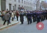 Image of Peace activists demonstrate against Vietnam War Washington DC USA, 1969, second 3 stock footage video 65675042918