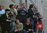 Image of Peace activists demonstrate against Vietnam War Washington DC USA, 1969, second 26 stock footage video 65675042918