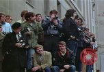 Image of Peace activists demonstrate against Vietnam War Washington DC USA, 1969, second 28 stock footage video 65675042918