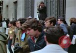 Image of Peace activists demonstrate against Vietnam War Washington DC USA, 1969, second 41 stock footage video 65675042918